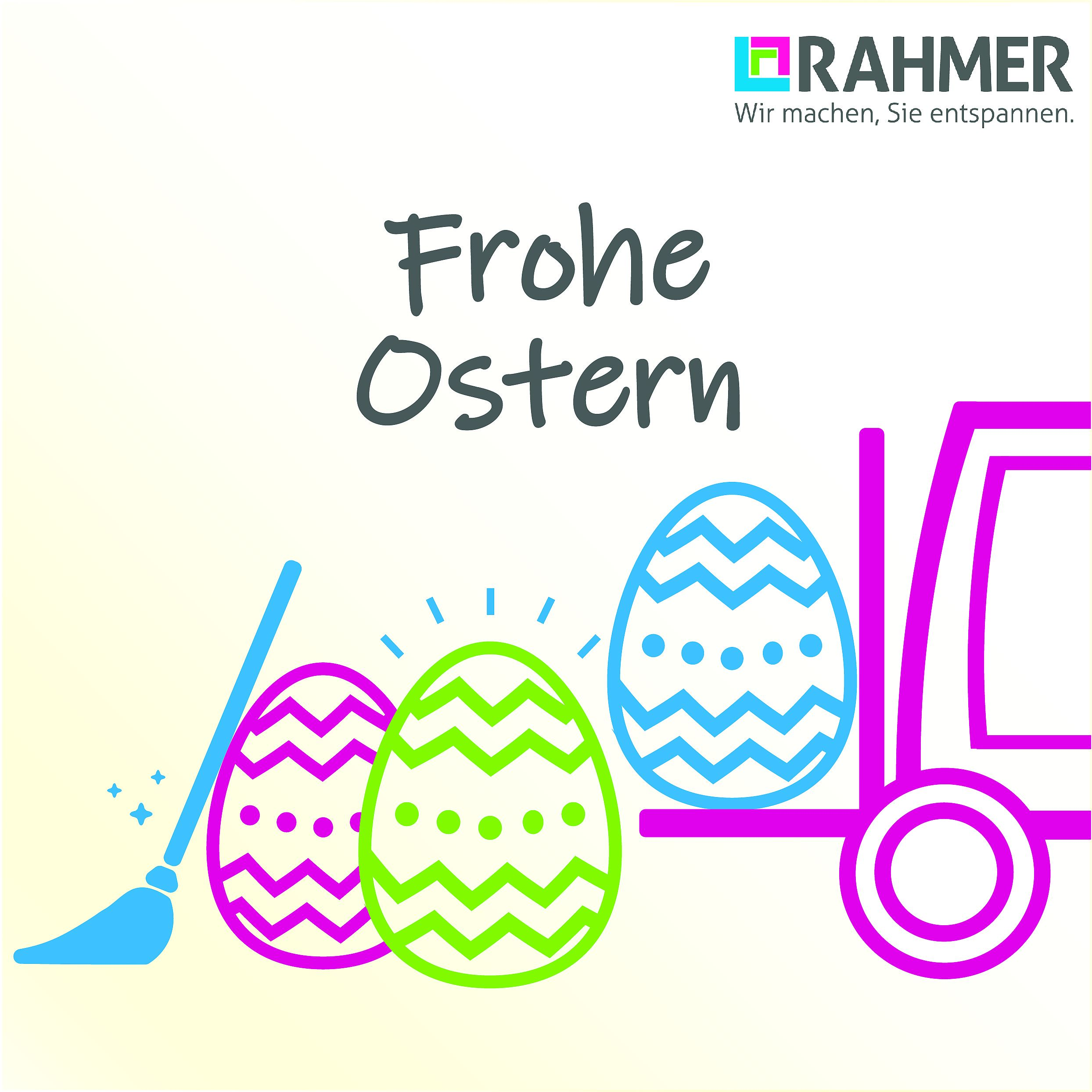 RAHMER Frohe Ostern